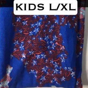 Americana LuLaRoe kids leggings NEW!